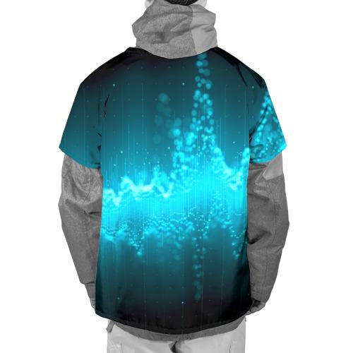 Накидка на куртку 3D  Фото 02, Большая волна