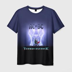 AC DC Тор молнии - интернет магазин Futbolkaa.ru