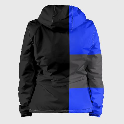 Женская куртка 3D  Фото 02, Real Madrid 2018 Black Version
