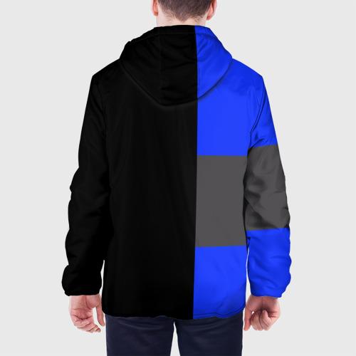 Мужская куртка 3D  Фото 05, Real Madrid 2018 Black Version