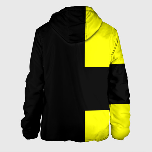 Мужская куртка 3D  Фото 02, FC Borussia Dortmund Black