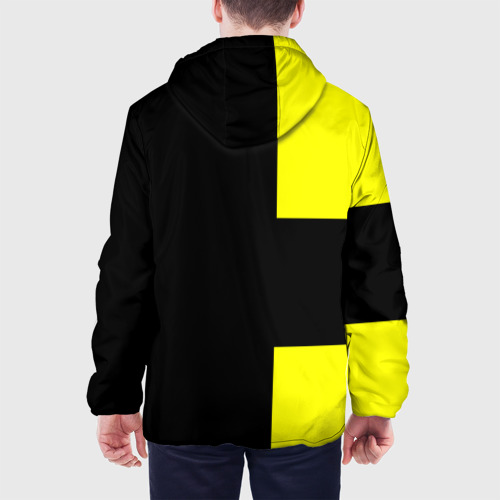 Мужская куртка 3D  Фото 05, FC Borussia Dortmund Black