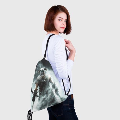 Рюкзак-мешок 3D  Фото 02, Skyrim
