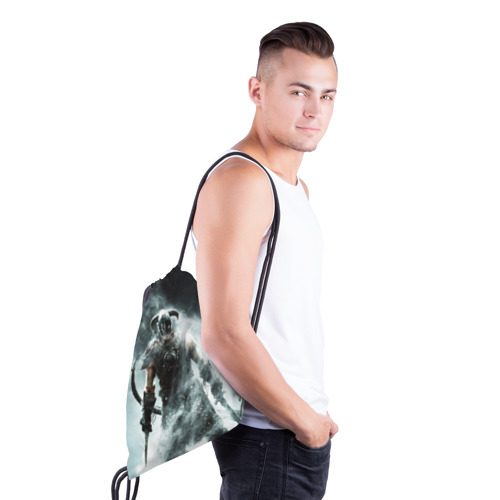 Рюкзак-мешок 3D  Фото 03, Skyrim