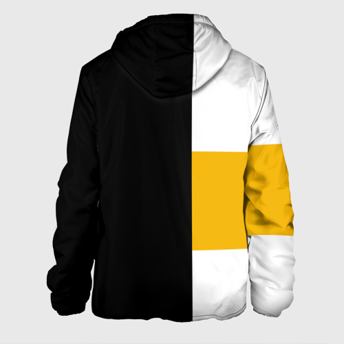 Мужская куртка 3D  Фото 02, Juventus 2018 Black Version