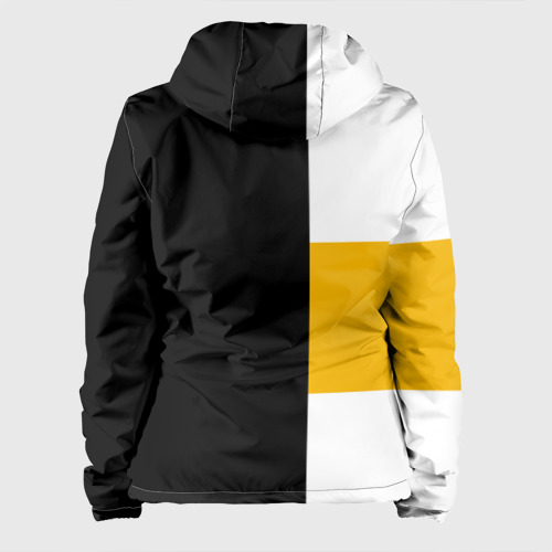 Женская куртка 3D  Фото 02, Juventus 2018 Black Version