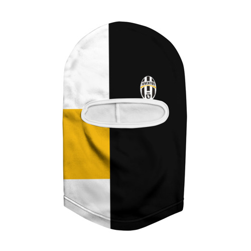 Балаклава 3D  Фото 02, Juventus 2018 Black Version