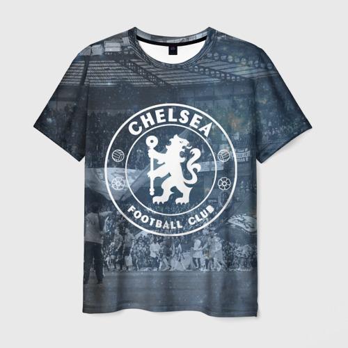 Мужская футболка 3D  Фото 01, Chelsea