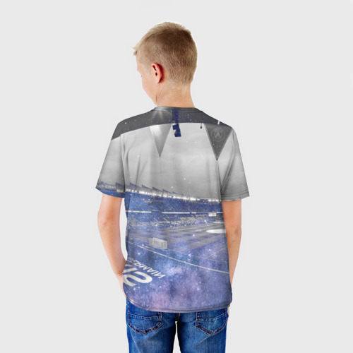 Детская футболка 3D PSG Фото 01