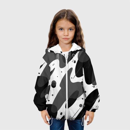 Детская куртка 3D  Фото 04, Серая окраска