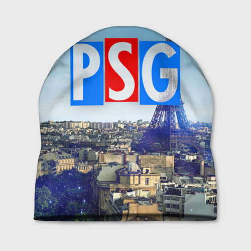 Шапка 3D  Фото 01, PSG3