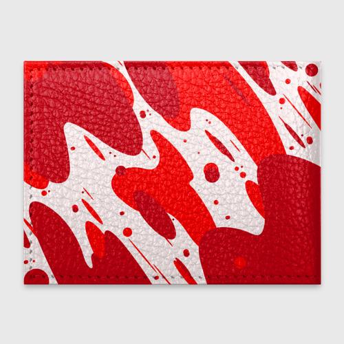 Обложка для студенческого билета  Фото 02, Кровь