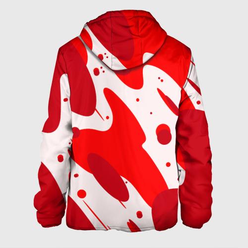 Мужская куртка 3D  Фото 02, Кровь