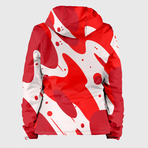 Женская куртка 3D  Фото 02, Кровь