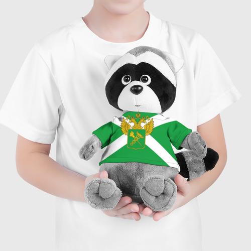 Енотик в футболке 3D  Фото 04, Таможня