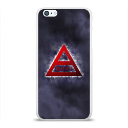 Thirty Seconds to Mars дым