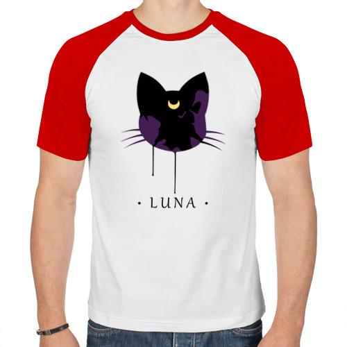 Мужская футболка реглан  Фото 01, Luna