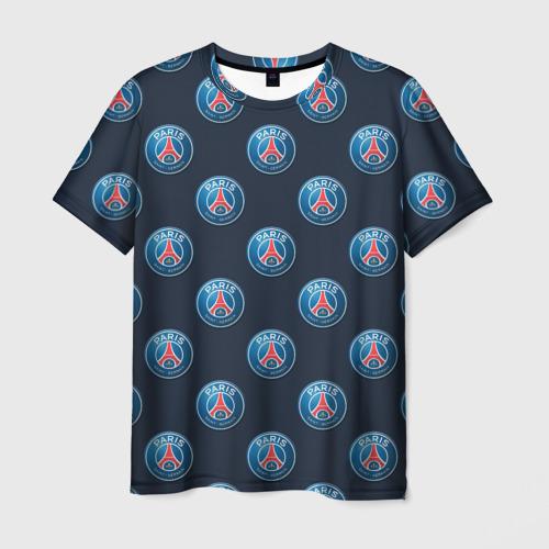 Мужская футболка 3D  Фото 03, ПСЖ