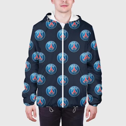 Мужская куртка 3D  Фото 04, ПСЖ