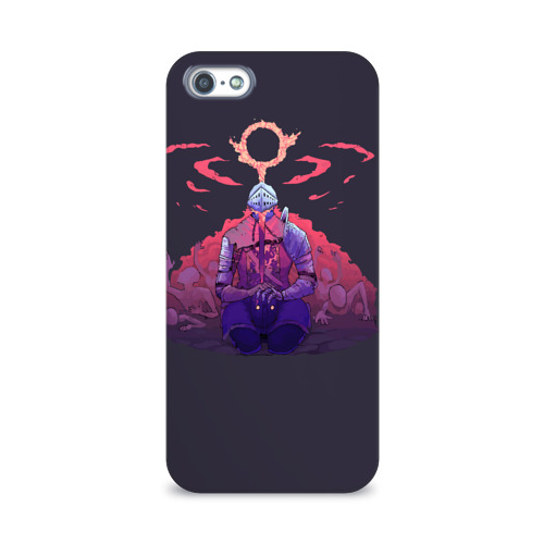 Чехол для Apple iPhone 5/5S 3D  Фото 01, Anri Of Astora