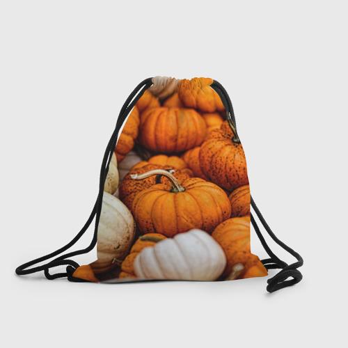 Рюкзак-мешок 3D  Фото 01, тыквы