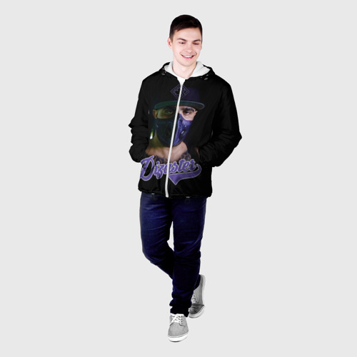 Мужская куртка 3D  Фото 03, Dizaster