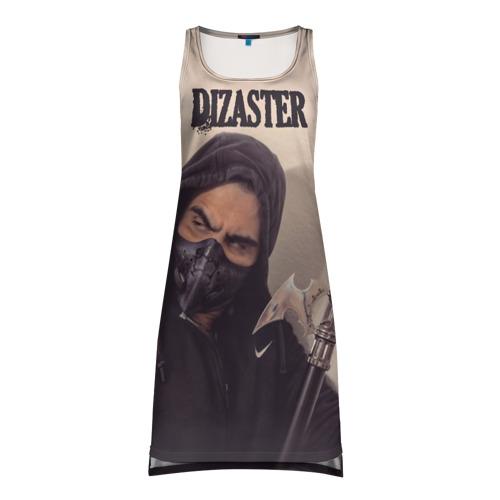 Платье-майка 3D Dizaster