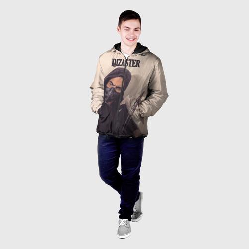 Мужская куртка 3D Dizaster Фото 01