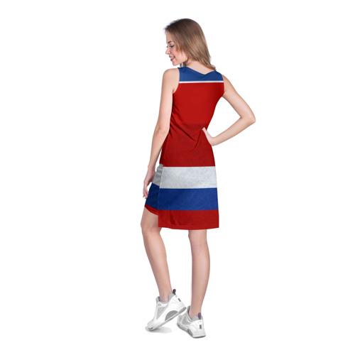 Платье-майка 3D Хоккей России Фото 01