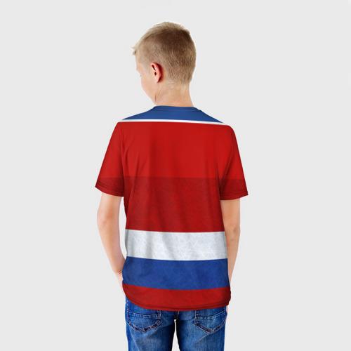 Детская футболка 3D  Фото 02, Хоккей России
