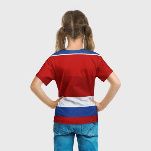Детская футболка 3D  Фото 04, Хоккей России