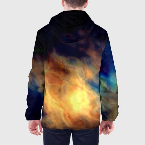 Мужская куртка 3D  Фото 05, Космос