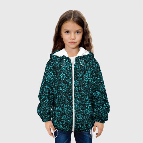 Детская куртка 3D  Фото 04, Молекулы
