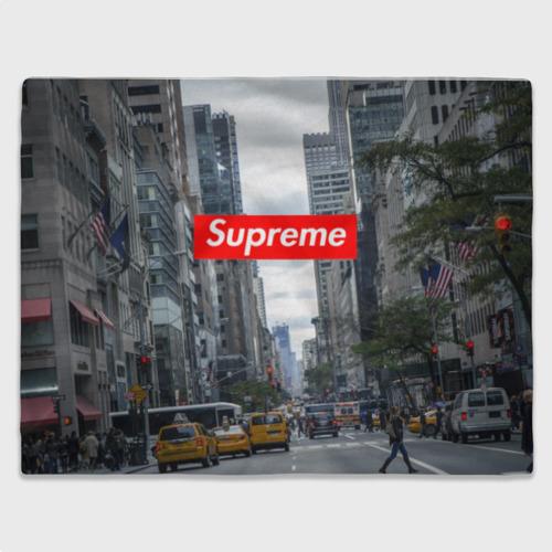 Плед 3D  Фото 03, Supreme