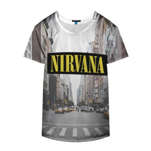 Накидка на куртку 3D  Фото 04, Nirvana