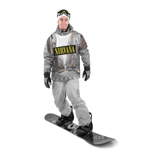 Накидка на куртку 3D  Фото 03, Nirvana
