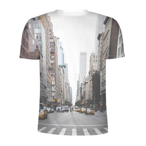 Мужская футболка 3D спортивная  Фото 02, Nirvana