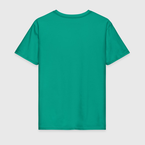 Мужская футболка хлопок Женат и счастлив Фото 01