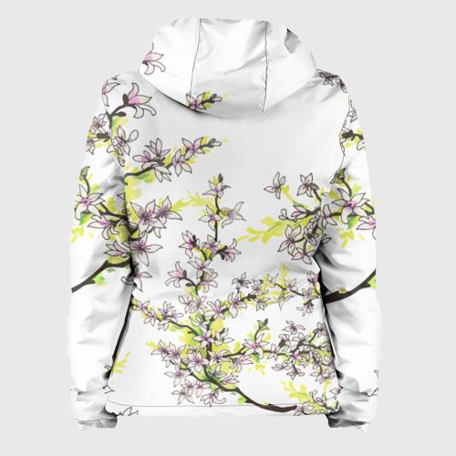 Женская куртка 3D  Фото 02, Сакура