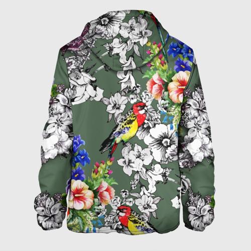 Мужская куртка 3D  Фото 02, Райский остров