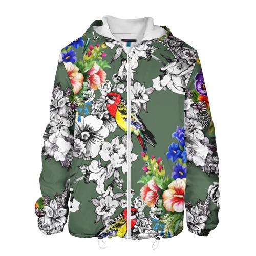 Мужская куртка 3D  Фото 01, Райский остров
