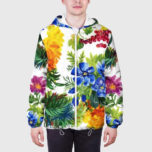 Мужская куртка 3D  Фото 04, Summer