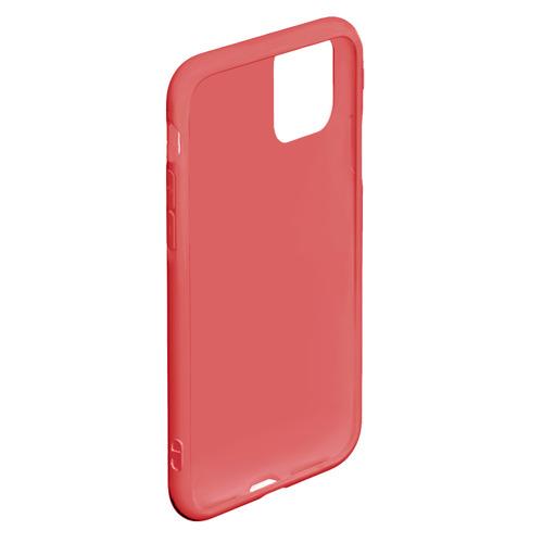 Чехол для iPhone 11 Pro Max матовый Костюм врача кровь Фото 01