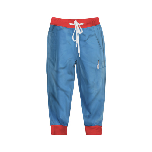 """Детские брюки 3D с принтом или надписью """"Костюм врача"""" 08b2dbb7e96fb"""