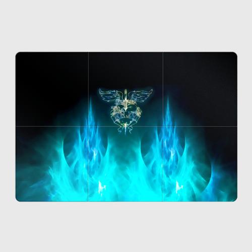Магнитный плакат 3Х2 Сердце Bon Jovi Фото 01