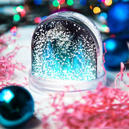 Снежный шар Сердце Bon Jovi Фото 01