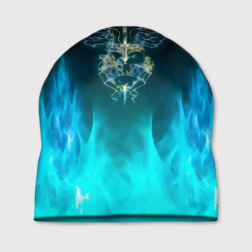 Шапка 3D Сердце Bon Jovi Фото 01