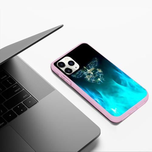 Чехол для iPhone 11 Pro Max матовый Сердце Bon Jovi Фото 01