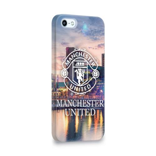 Чехол для Apple iPhone 5/5S 3D  Фото 02, Man Utd