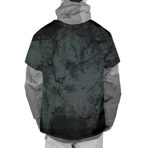 Накидка на куртку 3D  Фото 02, Группа Bon Jovi